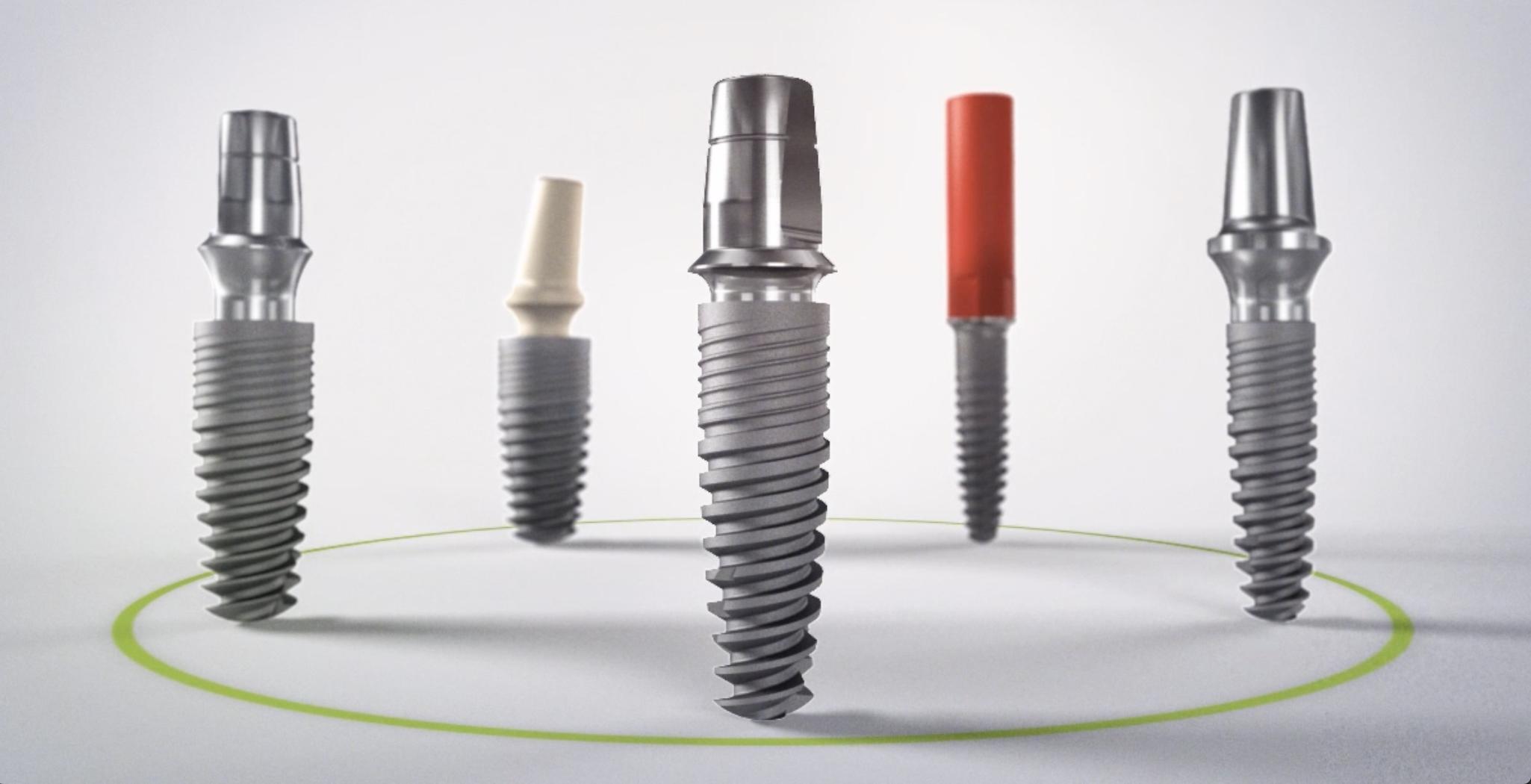 3 beneficios de la conexión implante-soporte de TAG